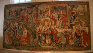 Burgos Tapestry Project