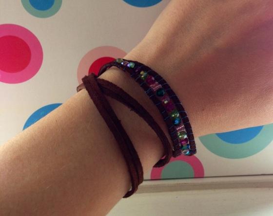 The 20 Minutes Wrap Bracelet