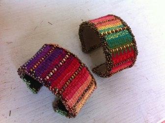tap bead cuff
