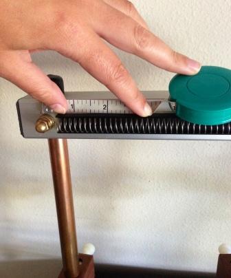 measure your mirrix loom